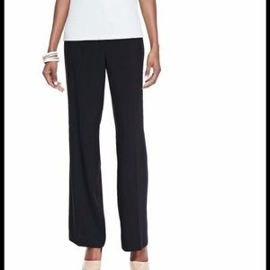 Eileen Fisher Recycled Poly Straight Pants